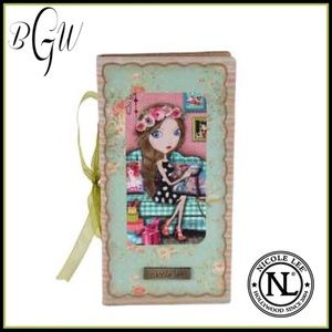 🦋JUST IN🦋 Iris Nicole Lee Ribbon journal